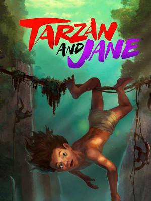 تارزان و جین - فصل 1 قسمت 3 : در جنگل های شهری