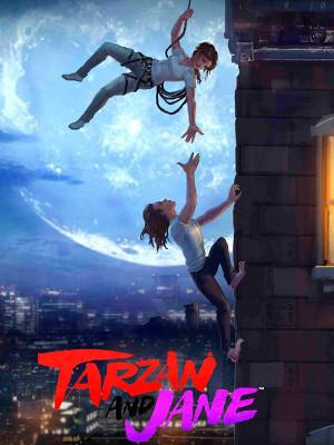 تارزان و جین - فصل 1 قسمت 4  : نجات خطرناک