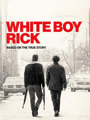 ریک پسر سفید - White Boy Rick