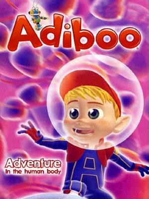 Adiboo : Adventure In The Human Body