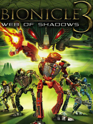 Bionicle 3 : Web of Shadows