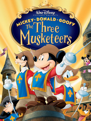 Mickey Donald Goofy : The Three Musketeers
