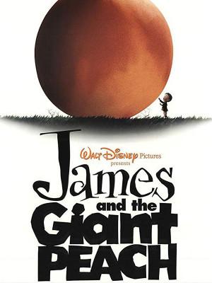 جیمز و هلوی غول پیکر - James And Rhe Giant Peach