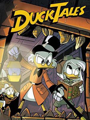 داستان اردک ها - فصل 1 قسمت 8 : مومیایی های زنده ی توترا