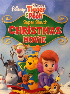 پو و معمای سال نو - My Friends tigger and pooh -Super Sleuth Christmas Movie