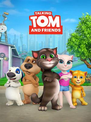 تام سخنگو - قسمت 10 - Talking Tom and Friends S01E10
