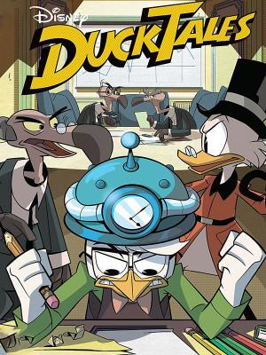 داستان اردک ها - فصل 1 قسمت 13 : مک میستری در مک داک