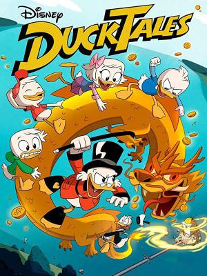 داستان اردک ها - فصل 1 قسمت 14 : فک !