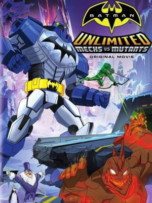 Batman Unlimited : Mechs vs Mutants