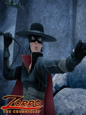 Zorro the Chronicles S01E09