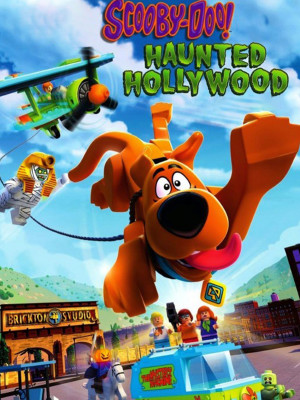 Lego Scooby Doo : Haunted Hollywood