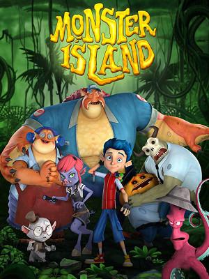 جزیره هیولاها - Monster Island