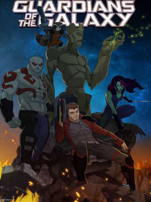 Guardians of the Galaxy S01E12