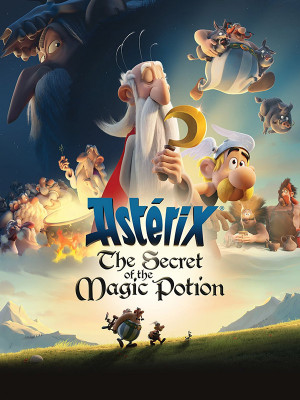Asterix : The Secret of the Magic Potion