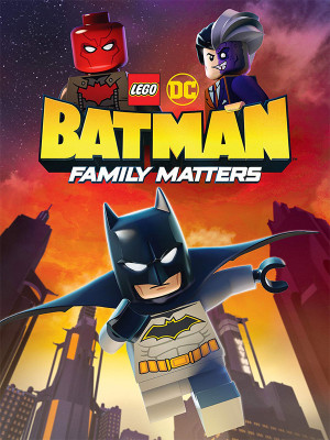 LEGO DC : Batman : Family Matters
