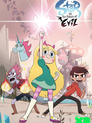 Star vs. the Forces of Evil S03E08