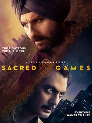 بازی های مقدس - فصل 2 قسمت 8 : رادکلیف - Sacred Games S02E08
