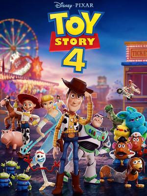 داستان اسباب بازی 4 - Toy Story 4