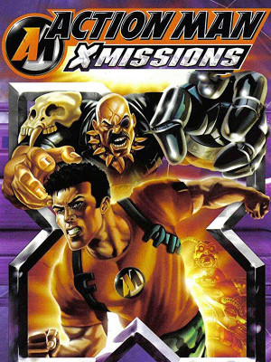 Action Man: X Missions
