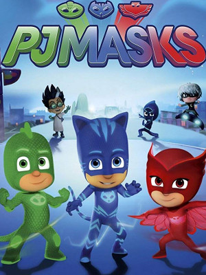 PJ Masks - S01E06