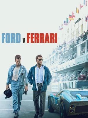 فورد در برابر فراری - Ford v Ferrari