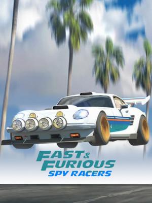 سریع و خشن : مسابقه دهندگان جاسوس - فصل 1 قسمت 8 : کلید و نوار - Fast & Furious: Spy Racers S01E08