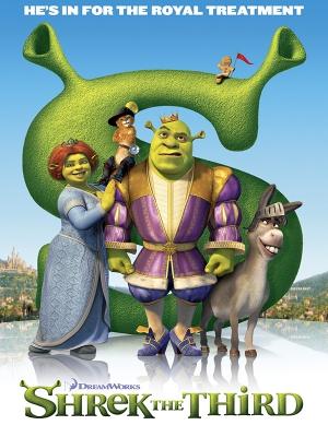 شرک 3 - Shrek the Third - شرک3,انیمیشن,کمدی, فیلم سینمایی , سینما ,  دانلود فیلم  - محصول آمریکا - - - سال 2007 - کیفیت HD