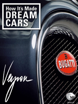How Its Made Dream Cars  Bugatti Veyron