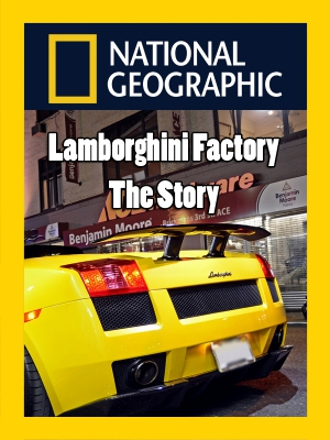 Lamborghini Factory The Story