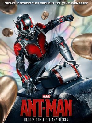 مرد مورچه ای - Ant Man