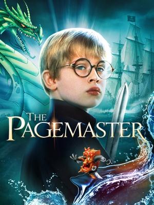 کتابخانه اسرار آمیز - The Pagemaster