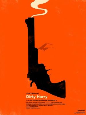 شکار در شهر - Dirty Harry