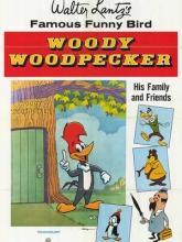 ماجراهای دارکوب زبل - Woody Woodpecker