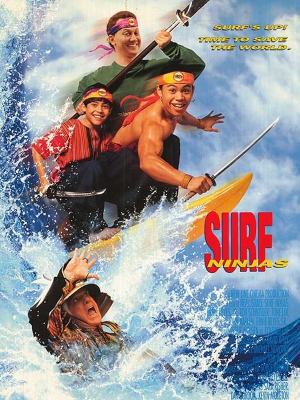 نینجاهای موج سوار - Surf Ninjas