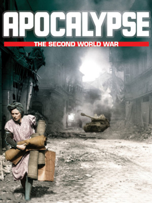 آخرالزمان جنگ جهانی دوم - قسمت ششم