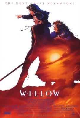 ویلو - Willow - willow , ویلو , بید ,علمی - تخیلی,, فیلم سینمایی , سینما ,  دانلود فیلم  - محصول آمریکا - - - سال 1988