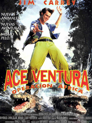 کاراگاه حیوانات ۲ - Ace Ventura When Nature Calls