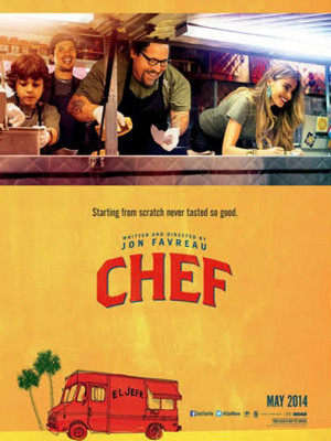 سرآشپز - Chef - سرآشپز , جان فاورو , داستین هافمن , رابرت دانی جونیور , اسکارلت جوهانسن,خانوادگی,اجتماعی, فیلم سینمایی , سینما ,  دانلود فیلم  - محصول آمریکا - - - سال 2014