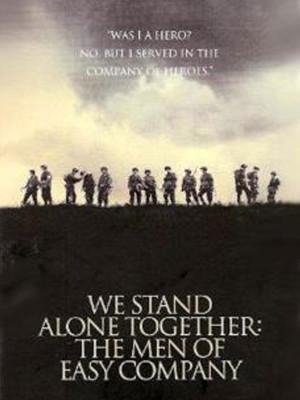 مستند جوخه برادران: در کنار یکدیگر می ایستیم - We Stand Alone Together: The Men of Easy Company