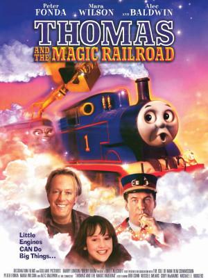 توماس و راه آهن جادویی - Thomas and the Magic Railroad