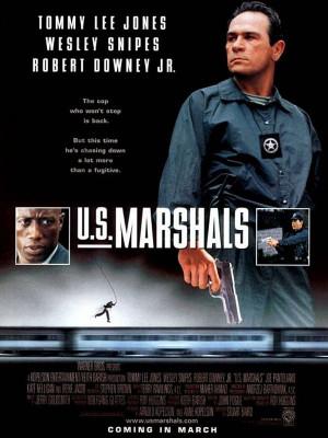 مارشال های آمریکایی - U.S. Marshals - فراری 2 , مارشال های آمریکایی,اکشن,پلیسی - معمایی, فیلم سینمایی , سینما ,  دانلود فیلم  - محصول آمریکا - - - سال 1998