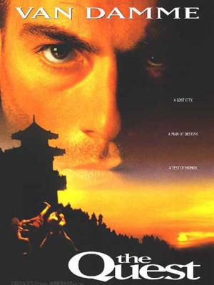 هدف نهایی - The Quest - The Quest , int kihdd , ژان کلود ون دام , رزمی , وندام , هدف نهایی ,اکشن,هیجان انگیز, فیلم سینمایی , سینما ,  دانلود فیلم  - محصول آمریکا - - - سال 1996