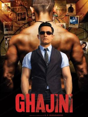 گجینی - Ghajini