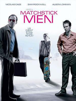 شیادان - Matchstick Men