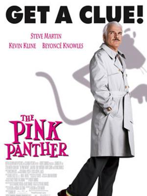 پلنگ صورتی - Pink Panther
