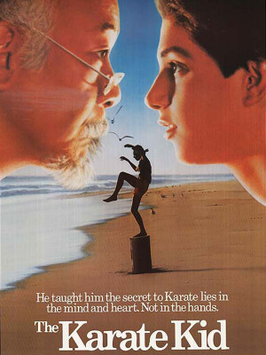 پسر کاراته 1 - The Karate Kid