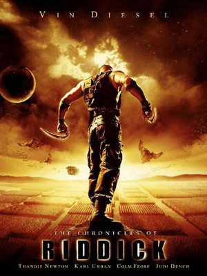 ماجراهای ریدیک - The Chronicles of Riddick