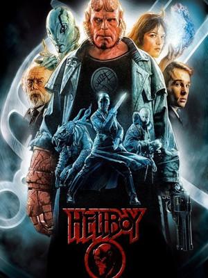 پسر جهنمی - Hell Boy - ig f,d , \sv [ikld , هل بوی , هلبوی , پسر جهنمی , Hellboy , hell boy,علمی - تخیلی,, فیلم سینمایی , سینما ,  دانلود فیلم  - محصول آمریکا - - - سال 2004