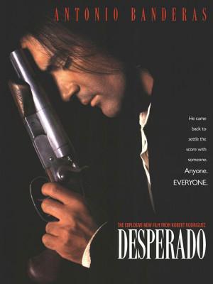دسپرادو - Desperado - ns\vhn, , Desperado , دسپرادو , آنتونیو باندراس , سلما هایک , تارانتینو , کوئینتین تارانتینو,اکشن,گانگستری, فیلم سینمایی , سینما ,  دانلود فیلم  - محصول آمریکا - - - سال 1995