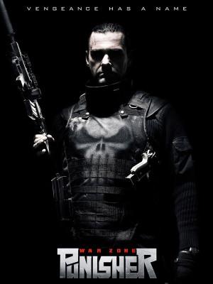 مامور مجازات: منطقه جنگی - Punisher: War Zone